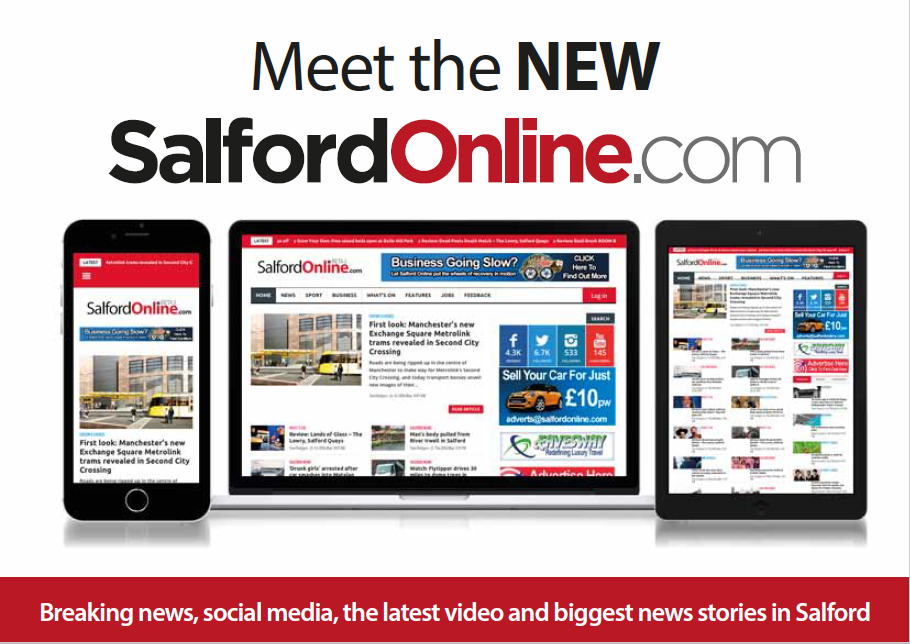 SOL Media Pack Mar 2016 - Page 1 - Meet the New SalfordOnline.com