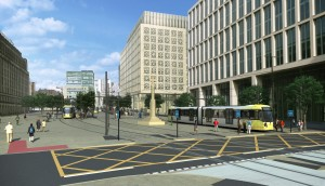Metrolink 2 St Peters Sq