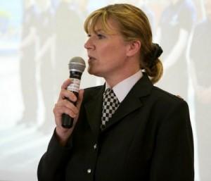 Chief Superintendent Zoe Sheard