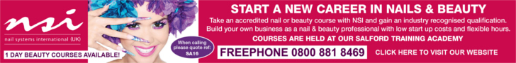 NSI Nails leaderboard