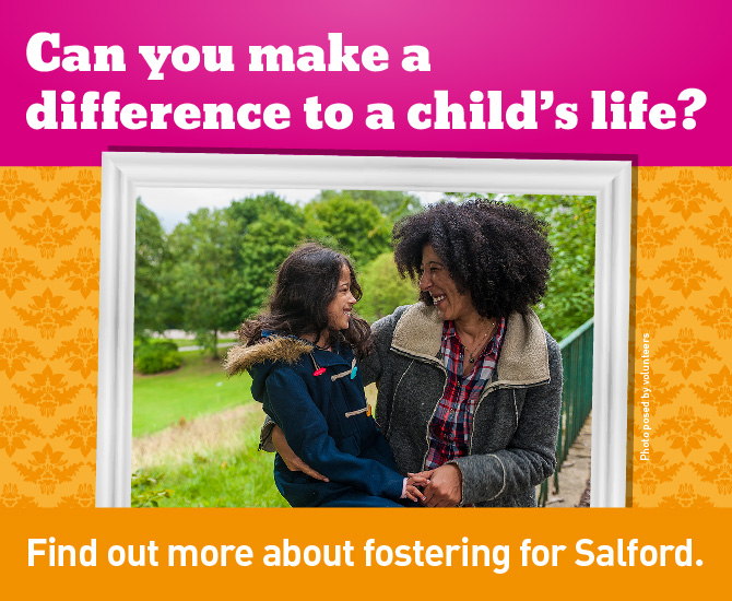 Fostering: Salford City Council