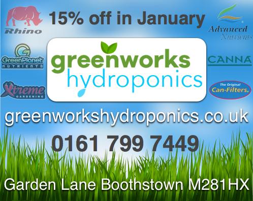 Greenworks Hydroponics