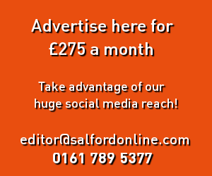 Advertise here £275 per month