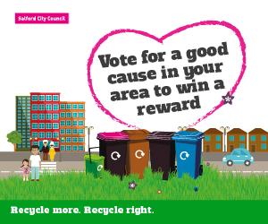 Recycle and Reward – Sidebar top sqaure – until 31 July