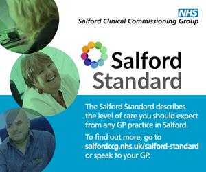 Salford GP Standard – end 2 Sept