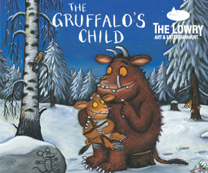 Gruffalo's Child 15 June – 4 Sept
