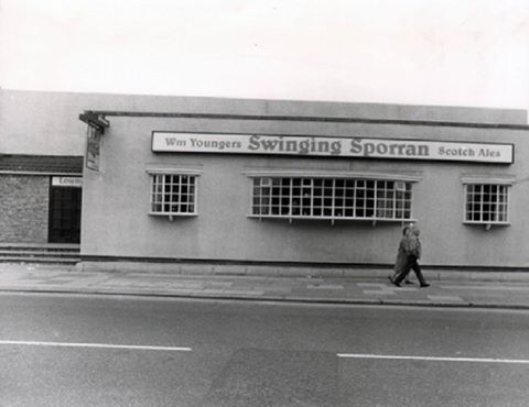 The Swinging Sporran - 1979. Are you the copyright holder of this image? Please contact editor@salfordonline.com