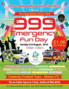 999 Emergency Fun Day