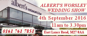 Lend a Hand Wedding Shows – Alberts to change to Worsley Court House 4 Sept – end 17 Sept